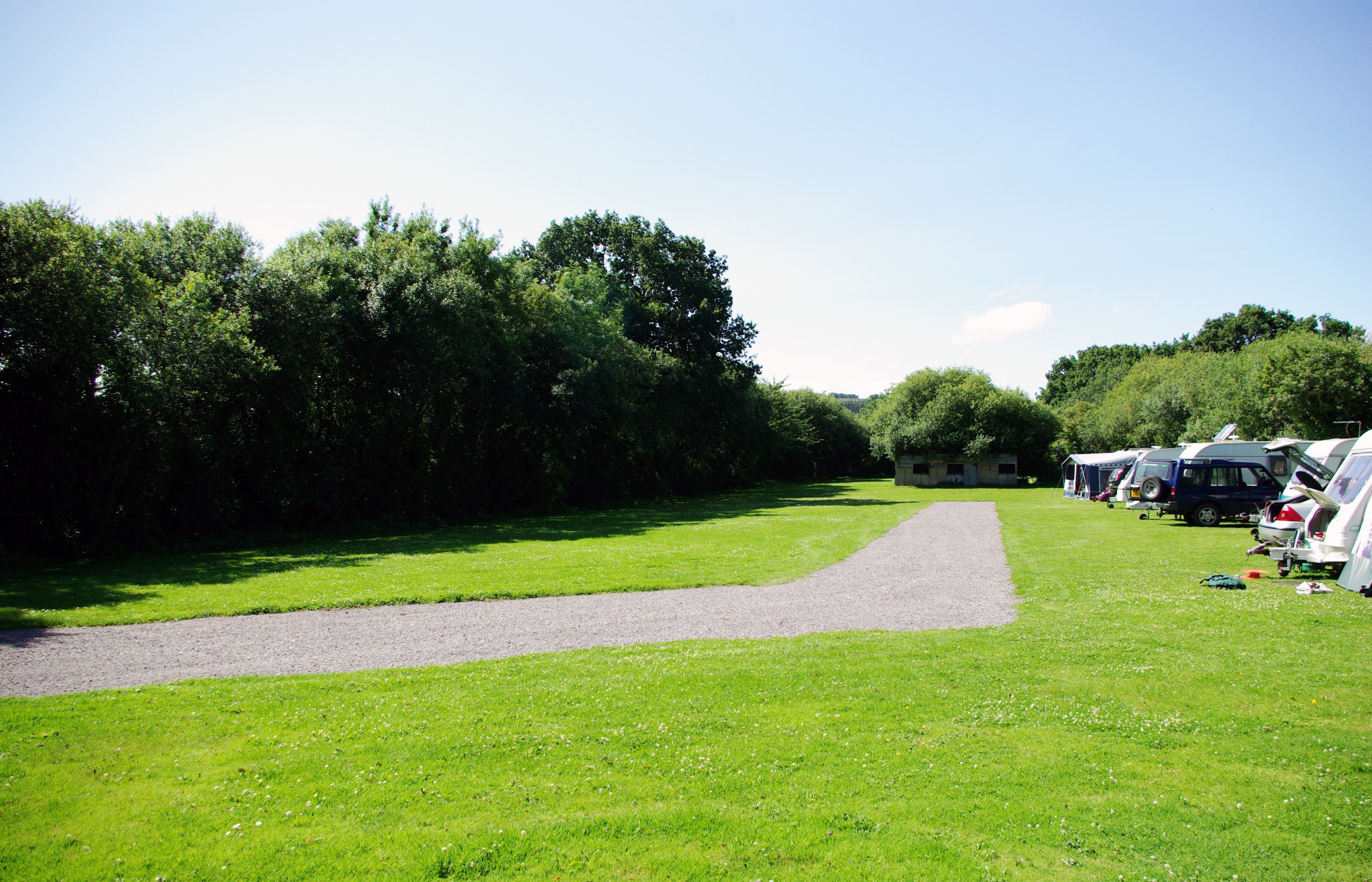 Our Campsite is situated to the rear of the bed and breakfast. It is a basic site with a few essential facilities; the perfect place to escape and enjoy the fresh air.