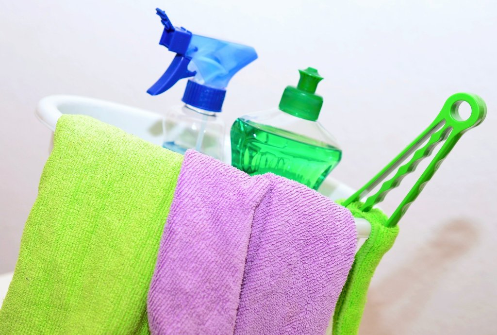 Cleaning Supplies - Changes to our housekeeping practices and enhanced cleaning measures are in place to help keep you safe